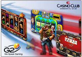 casinoclub mit gtech g2 software
