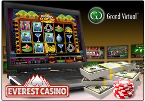 everest casino nutzt software vom grand virtual