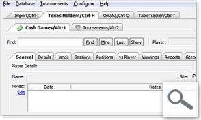 καινούργιες στατιστικές για τουρνουά στο pokertracker 4